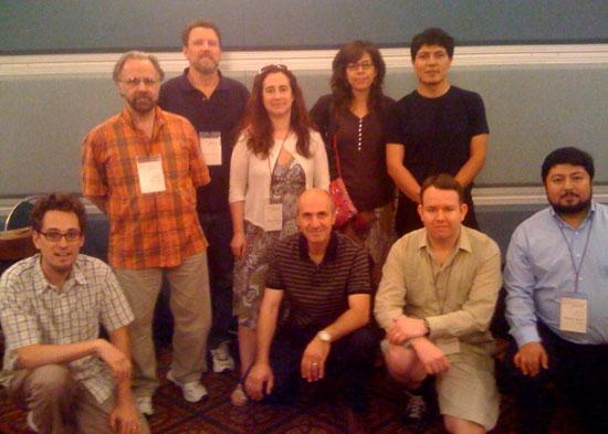 Grupo curso   Libro 3, USA, 2008.