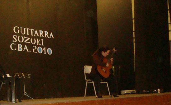 II Festival Internacional, Córdoba, Argentina, 2010.