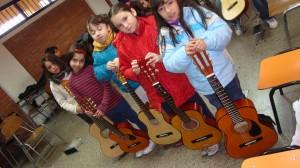 Alumnas de 6 años, 2011.
